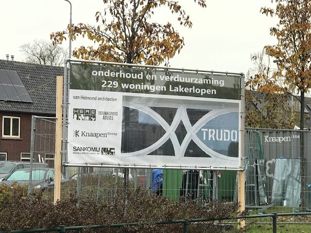 Wijk Lakerlopen te Eindhoven Tongelre